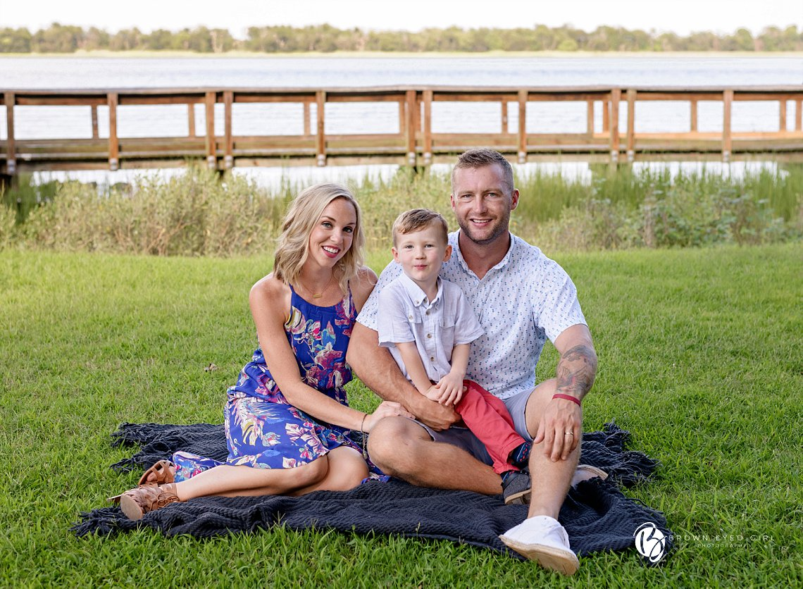 Afternoon in the Park | Charleston, SC Family Photographer