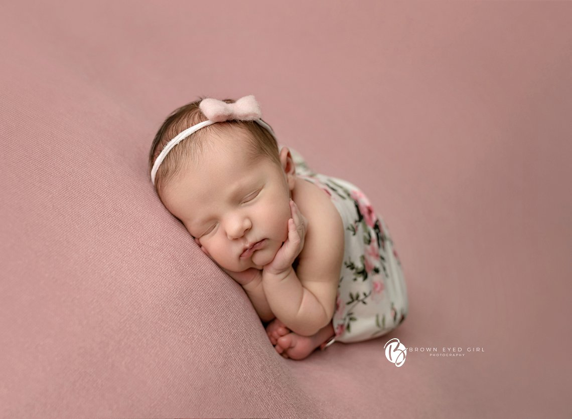 Sweet Ryan Grace | Mt Pleasant, SC Newborn Photographer
