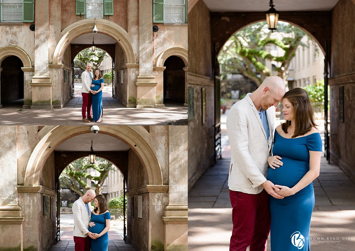 Brown Eyed Girl Photography Maternity Photographer Charleston SC