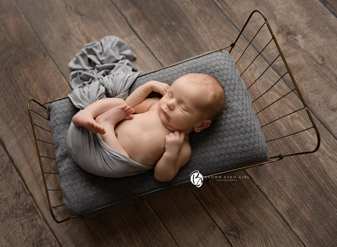 First Born {Luke} | James Island, SC Newborn Photographer